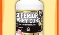 Superior Whex Core (2,27kg) Csoki, Eper , Vanilia