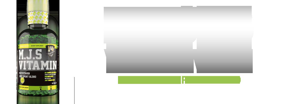 M.J.S. Vitamin (60 kapszula)