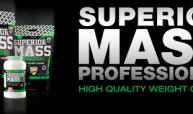 Superior Mass Professional (4,55 kg) Csoki, Eper, Vanilia