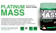 Platinum Mass (4,55 kg) Csoki, Vanilia, Eper
